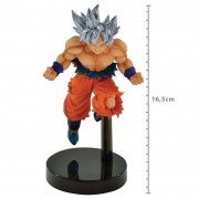 Action Figure Dragon Ball Super Son Goku Ultra Instinct Z-Battle 34822/34823
