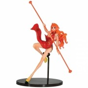 Action Figure One Piece Nami World Colosseuem 26742/26743