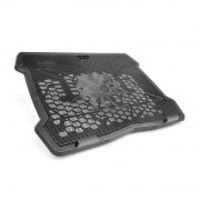 Base Para Notebook C3 Tech NBC-01BK 15,6