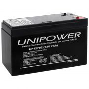 Bateria Unipower 12v 7ah Up1270e P/ No-break