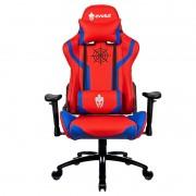 Cadeira Gamer Evolut EG920 Heroes Spider Vermelho e Azul