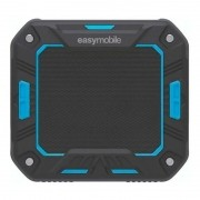 Caixa de Som Bluetooth Easy Mobile Active Box Azul