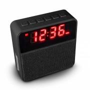Caixa de Som Com Relógio Digital Bluetooth 3W Chronos