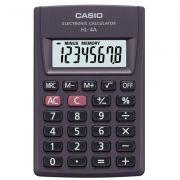 Calculadora de Bolso Casio 8 Dígitos HL4A