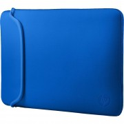 Capa Sleeve Para Notebook HP 14? Azul/Preto
