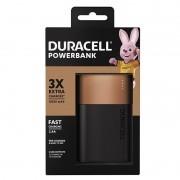 Carregador Portátil PowerBank Duracell 10050mAh 3x Cargas