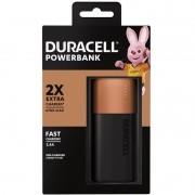 Carregador Portátil PowerBank Duracell 6700mAh 2x Cargas