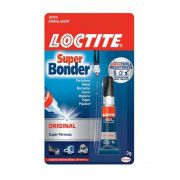 Cola Instantânea Super Bonder Original Loctite 3g
