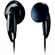 Fone de Ouvido Philips Intra Auricular She1350/00 Preto