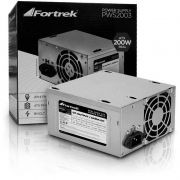 Fonte Fortrek ATX 200W Sem Cabo 20+4P