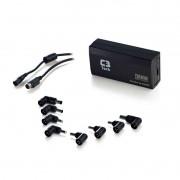 Fonte Universal Para Notebook  C3 Tech 120W USB Veicular NB-120