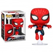 Funko Pop Spider Man Especial 80 anos First Appearance 593