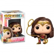 Funko Pop Wonder Woman W Lasso 1984 321