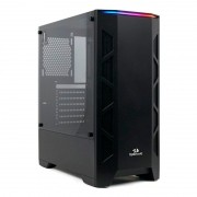Gabinete Gamer Redragon Strarscream GC-610B Preto
