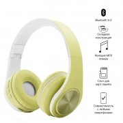 Headphone Bluetooth Rohs InPods Boom P33 Amarelo
