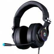 Headset Gamer 7.1 Gamer USB H500GS Preto