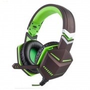 Headset Gamer Dex DF-500 Para PS4, Xbox e PC Verde