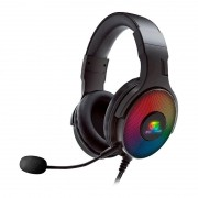 Headset Gamer Fortrek 7.1 Cruiser Preto