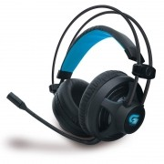 Headset Gamer Fortrek Pro H2 Com Led Azul