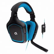 Headset Gamer G430 Logitech 7.1 Surround