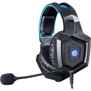Headset Gamer HP 7.1 USB 320GS Preto