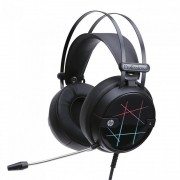 Headset Gamer HP H160G Stereo Com LED USB