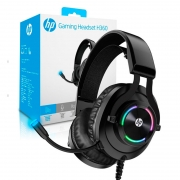 Headset Gamer HP P2/USB H360 Preto