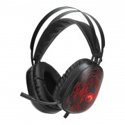 Headset Gamer Marvo Scorpion Com Led HG9049