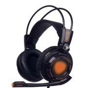 Headset Gamer OEX Extremor HS-400 7.1 Preto