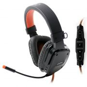 Headset Gamer OEX Shield HS-409 7.1 Preto