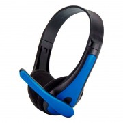 Headset Gamer TecDrive F-6 Azul