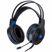 Headset Gamer VX Gaming Vinik Lugh USB Com Led Azul