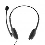 Headset Logitech H111 Estéreo Preto