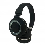 Headset SH18 Deep Bass Wireless 7&7 Prata