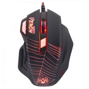 Mouse Gamer Fortrek Spider Venom Om-704 2000 Dpi