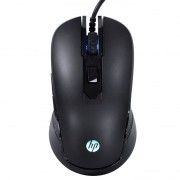 Mouse Gamer HP 2400 DPI M200 Preto