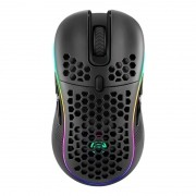Mouse Gamer Scorpion Marvo Rainbow M518 Preto