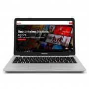 Notebook Positivo Motion C41TAI, Celeron N3350, 4GB, 1TB