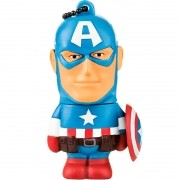 Pen Drive Marvel Capitão América  8GB PD080