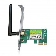 Placa De Rede Wireless TP-Link PCI Express 150MBPS TL-WN781ND