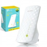 Repetidor de Sinal Wi-Fi TP-Link 750Mbps RE200 AC750