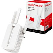 Repetidor de Sinal Wifi Mercusys 300MBPS MW300RE 3 Antenas