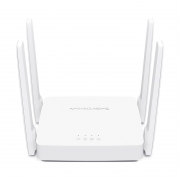 Roteador Mercusys AC10  Wireless Dual Band 4 Antenas AC1200