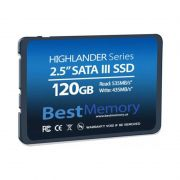 Ssd 120gb Best Memory Highlander Series Sata 3