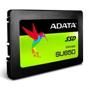 SSD Adata 120GB SU650 2.5 Sata 6Gb/s ASU650SS-120GT-C