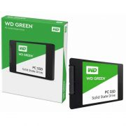 SSD WD Green 120GB Sata III 2,5? Leitura 545MB/s WDS120G2G0A