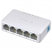 Switch de Mesa Mercusys 5 Portas 10/100mbps MS105