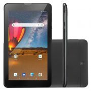 Tablet Multilaser M7 3G Plus 16GB Preto + Cartão SD 32 GB - NB325