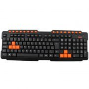Teclado Gamer OEX USB Action TC200