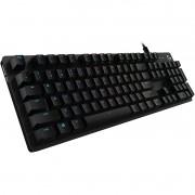 Teclado Mecânico Gamer Logitech G512 Carbon RGB GX Brown Tactile ABNT2